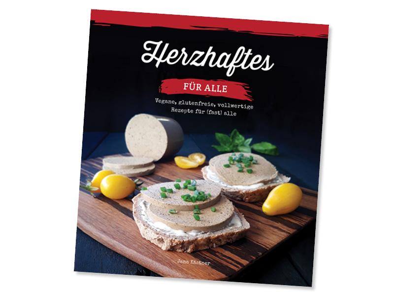 Herzhaftes Für Alle Kochbuch Vegan Glutenfrei