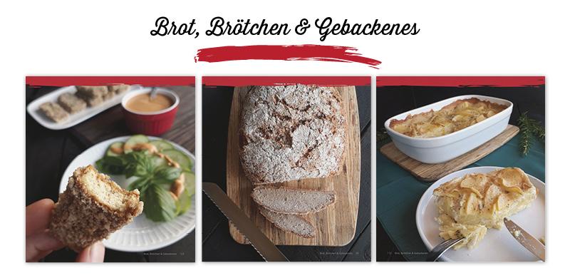 Herzhaftes für Alle Vegan Glutenfrei Rezepte Kochbuch Gebackenes