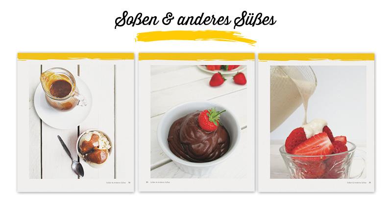 Süßes für Alle Vegane Glutenfreie Rezepte Kochbuch